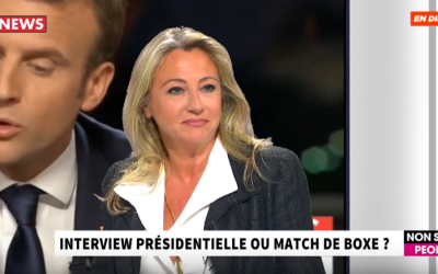 Anne Mazoyer : l'invitée de CNews