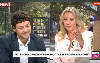 Anne Mazoyer sur CNews